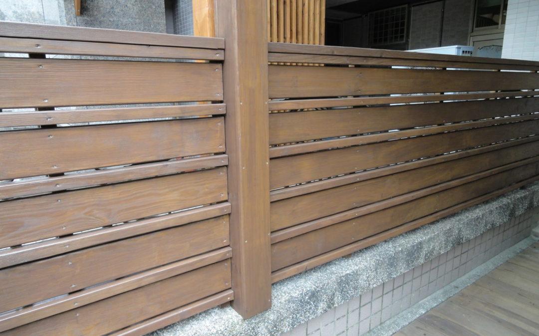 庭園地板-世界山莊社區私宅庭院地板格柵