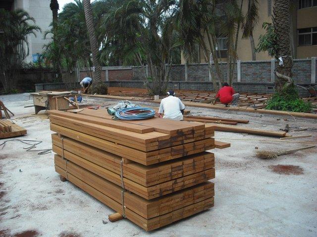婆羅洲鐵木, 婆羅洲鐵木近年使用概況、 觀察、 心得。 記錄人:阿瑞師傅